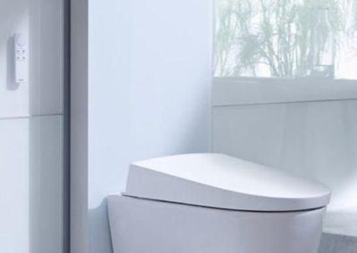 Chytré WC s úžasnými funkcemi Geberit AquaClean Sela
