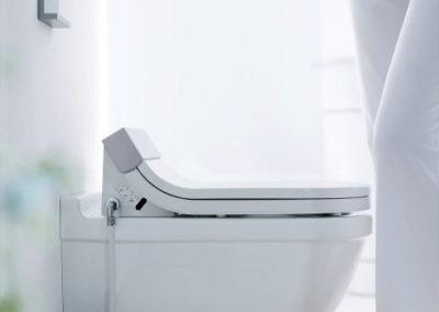 Bidetové sedátko Duravit Senso Wash E