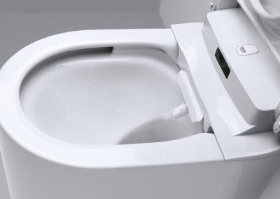 Grohe Sensia Arena je tzv. chytré WC