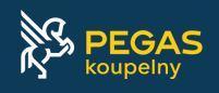 Logo Koupelny Pegas