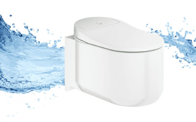 Toaleta, která sama odstraňuje nečistoty i zápach? Dnes již realita